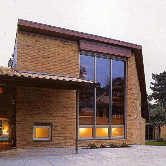 Projeto de Habitação - Casa de Moledo